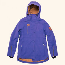 HOLDEN Women's NAOMI Snow Jacket - Electric Indigo - Size Small - NWT