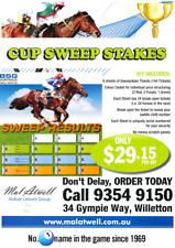 Sweep Stake Kit - fundraising