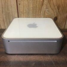Apple Mac mini Desktop - M9686LL/A G4 1.25 GHz 256 RAM 40GB A1103