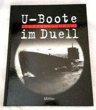 U-Boote im Duell  Harald Bendert