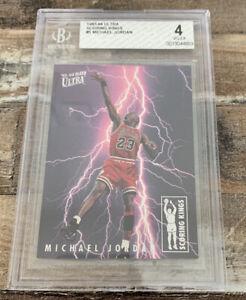 1993 Ultra Scoring Kings Michael Jordan #5 BGS 4