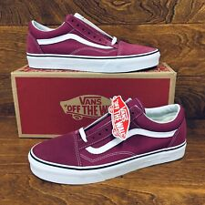 3a7a2b9296  NEW  Vans Authentic Old Skool 1202 (Men Size 11) Dry Rose True