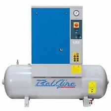 Belaire Br75 Tm 1 75hp 60 Gal 230v 1ph Fixed Speed Rotary Air Compressor 21cfm