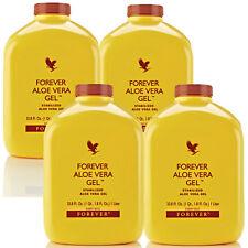 4 Pack Forever Living Aloe Vera Gel