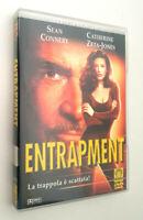 Entrapment DVD