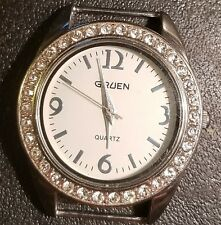 Gruen ladies quartz watch. In excellent condition. Runs great. #64