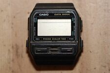 Casio DBA 100 Phone Dialer Watch - Rare and hard to find