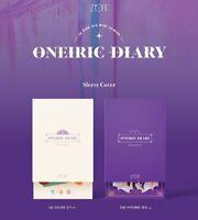 IZ*ONE - Oneiric Diary 3rd Mini KPOP Album Photobook+CD+Photocard+Deco Sticker