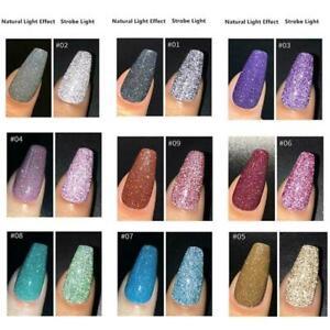 Nail Art Gel Color Polish Soak-off UV/LED Manicure Varnish DIY 15ml Q0B4