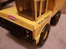 Replacement Cab Decals '67-'69 #2900 #3900 Mighty Dump Tonka Truck - Waterproof