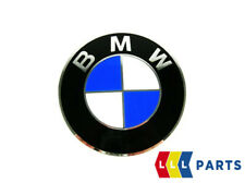 Neuf Véritable BMW Badge Roue Logo Autocollant Emblème 70mm 1PC 36136758569