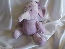 Doudou Lumpy Efelant, Eléphant mauve, Disney store