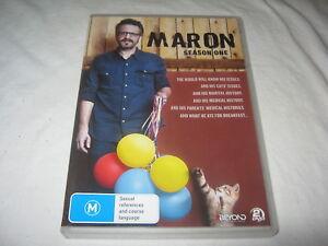 Maron - Season 1 - DVD 2 Disc - Region 4