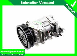 Renault Scenic III JZ0 Klimakompressor 8200939386A Denso 1.5 dCi