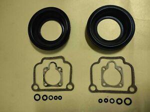 2X Set Réparation BMW 40MM Bing 40 MM Carburateur Membrane Joint D'Étanchéité