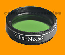 "Venus Planetary Maritian 1.25"" inch Telescope Eyepiece Filter No 56 Light Green"