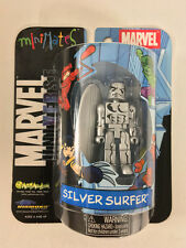 MiniMates Marvel Universe SILVER SURFER Diamond Select Toys New Sealed