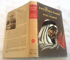 Nigel Tranter The Enduring Flame First Ed in D/J 1957