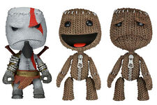 "LITTLE BIG PLANET - 5"" Series 1 Action Figure Set (3) by NECA #NEW"