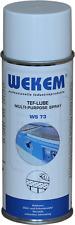 WS73 farbloses Schmier Trenn Gleitmittel Holz Metall Gummi mit PTFE neu 400ml