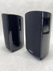 Pair ProCinema Definitive Technology ProMonitor 600 Stereo Speakers Surround 2