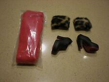 Blythe New 3 pcs x Cute Original  Accessories Shoes Set