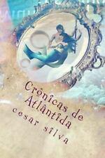 Crônicas de Atlântida: Crônicas de Atlântida : Netuno e o Mundo Dos Espelhos...