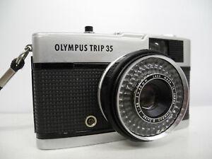 Olympus Trip 35 35mm Film Camera EXCELLENT!