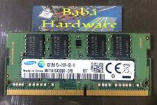 SAMSUNG 8GB 2Rx8 PC4-2133P Laptop Memory Ram MA471A1G43DBO