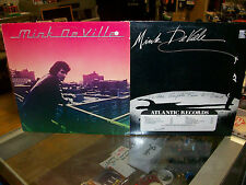 Mink Deville 2 Lp lot Where Angels Fear To Tread, Return To Magenta (promos)