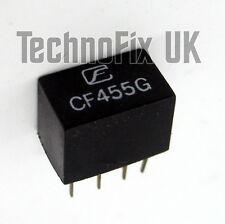 LT455GW 9kHz wide 455kHz IF ceramic filter replaces CFWS455G 4+1