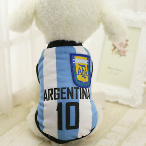 XS Summer Pets Dog Clothes Vest Coat T Shirt Jacket Clothing For Dogs Cats