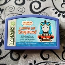 LeapFrog Leapster Game: THOMAS & FRIENDS CALLING ALL ENGINES : Cartridge Only #1