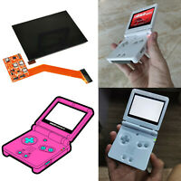 Highlight Screen IPS Écran LCD Pour Games GBA Game Boy Advance SP Jeu Console