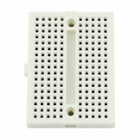5PCS White Solderless ABS Breadboard 170 Tie-points for Arduino Shield