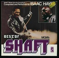 VINYL LP Isaac Hayes - Best Of Shaft Soundtrack Stax Enterprise 1st German PRNM