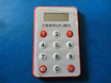 IMPORT JAPON - Calculette (digipass) de code pour connexion bancaire - TBE