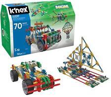 BN BOXED K�€™NEX Imagine 70 Model BUILDING SET,  Engineering 705 Pieces! 7+