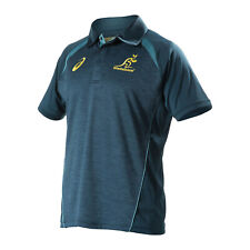 Wallabies Team Media Polo Shirt - Size Small  **SALE PRICE**