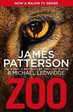ZOO DI PATTERSON, JAMES LIBRO TASCABILE 9780099553472 NUOVO