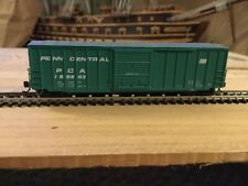 N Scale Atlas 50' single door boxcar PCA PENN CENTRAL mtl couplers
