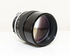 Nikon 135mm f2 AI Lens (Please Read)