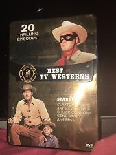The Best of TV Westerns DVD - Fast Shipping World Wide!!!!