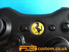 Custom XBOX 360 * Ferrari Logo  *  Guide button