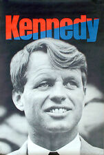 Large 1968 Robert Kennedy Headquarters Campaign Poster (5600)