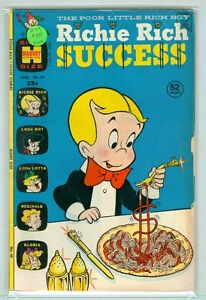 Richie Rich: Success #49 April 1973 G/VG 52-Page Giant