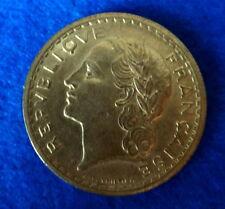 5 Francs Lavrillier bronze-alu 1946