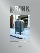 KRINK New York City by Craig Costello 9780847867936 | Brand New