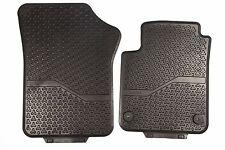 Original Fußmatten VW Up Schriftzug Gummimatten vorne schwarz 2Stk. 1S1061501041