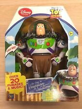 Toy Story Hawaiian Vacation Buzz Lightyear / neu & verpackt / Thinkway Toys